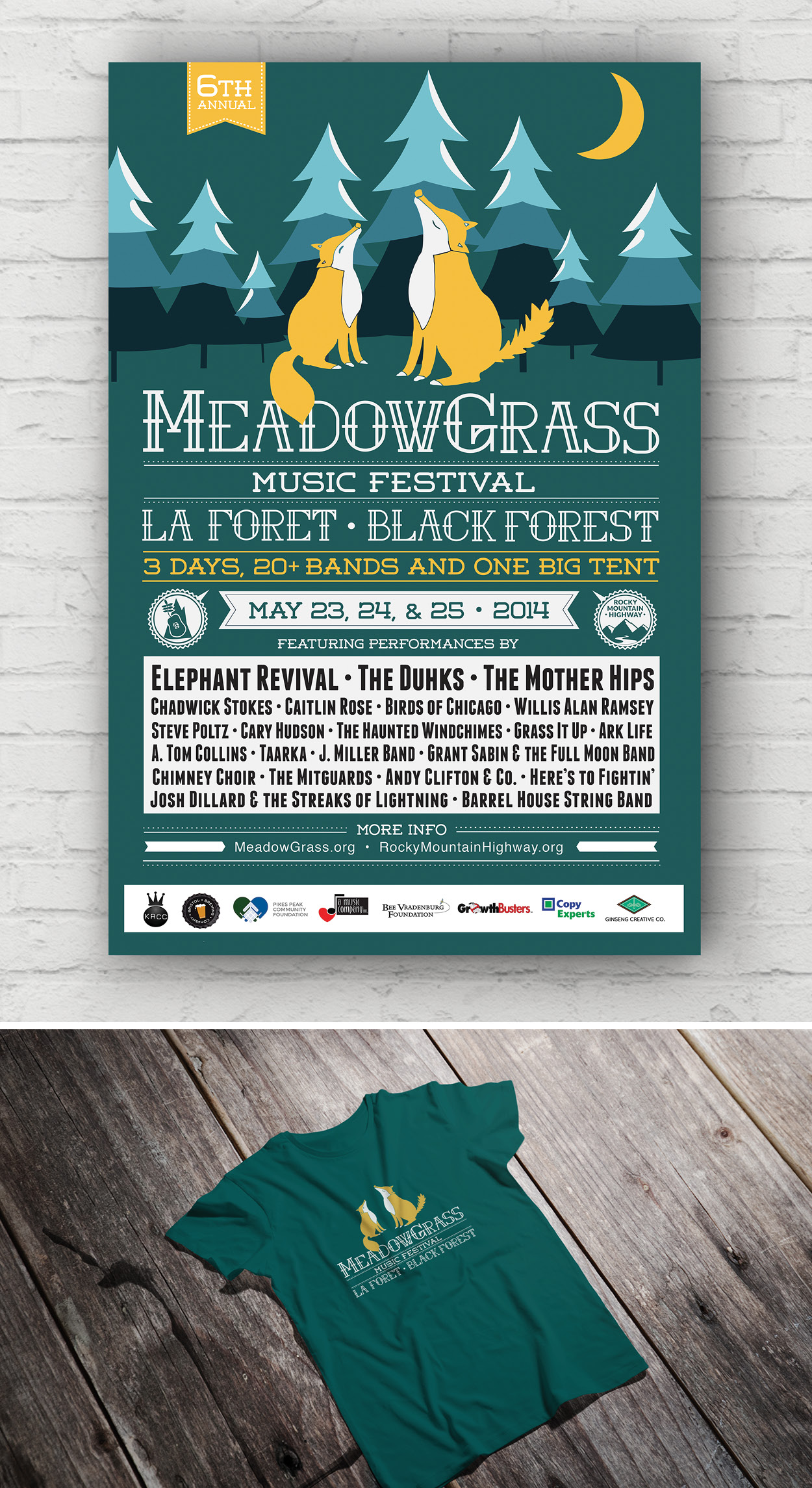 MEADOWGRASS MUSIC FESTIVAL 2014