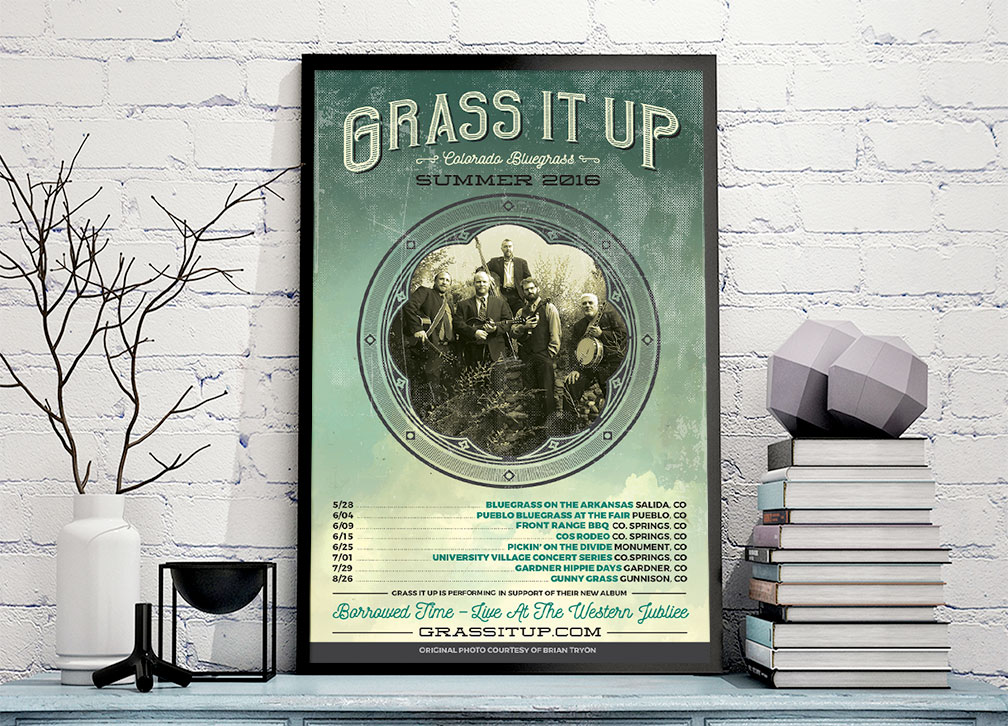 GRASS IT UP