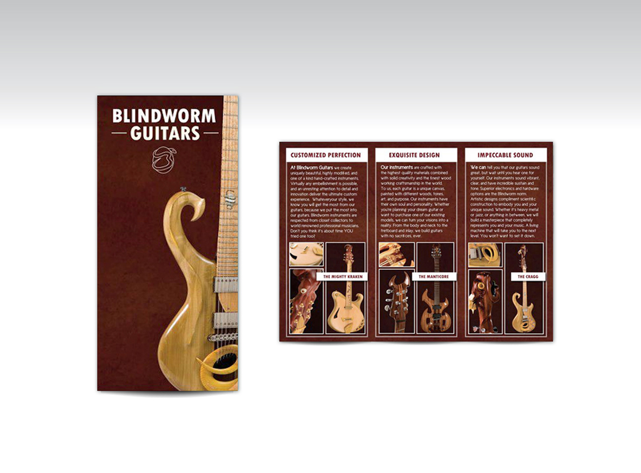 BLINDWORM GUITARS