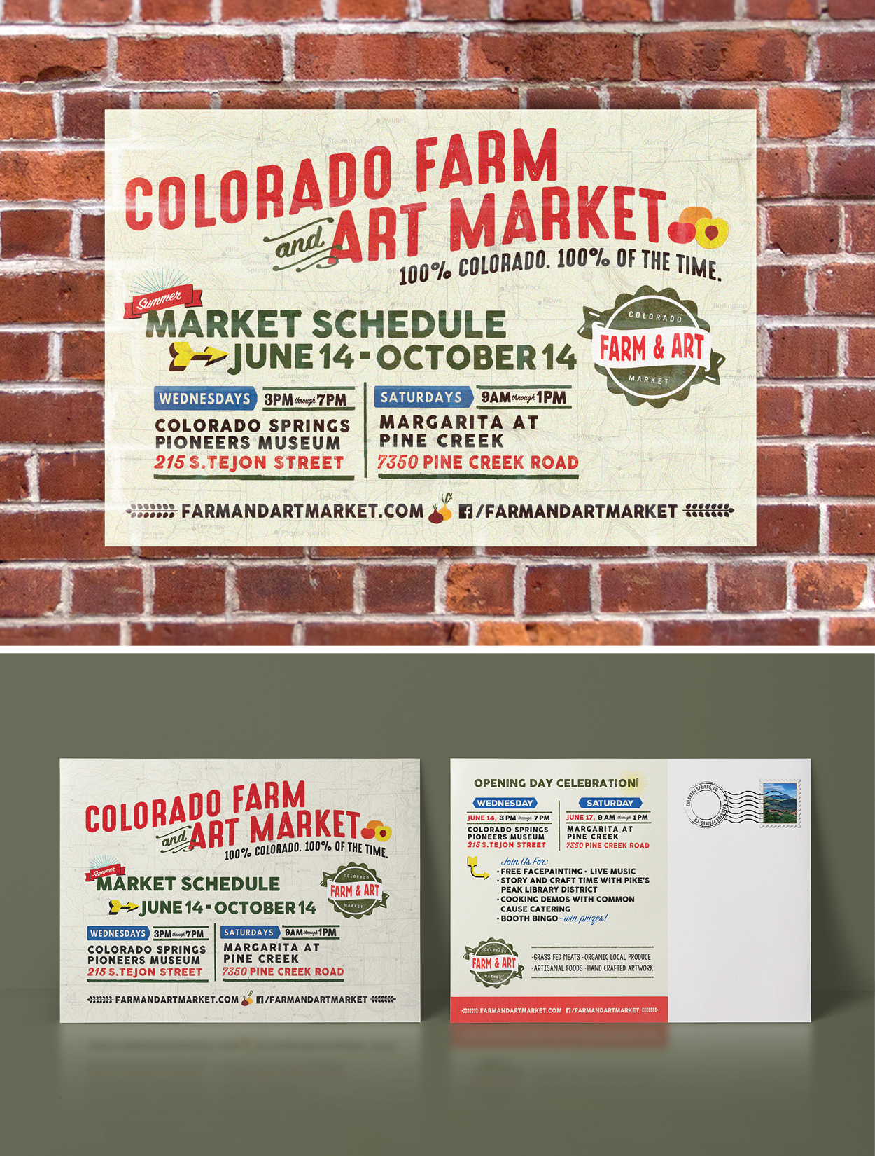 COLORADO FARM AND ART MARKET